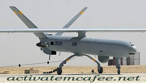 Drone Militer Tercanggih di Dunia
